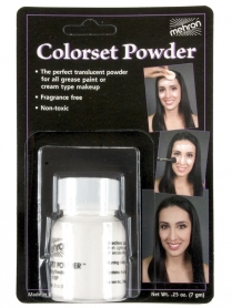 135PC Colourset Powder Carded 8g
