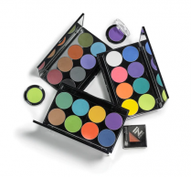iNtense Pro Pressed Pigments 8 Color Palette