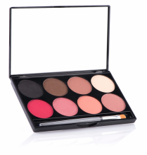 207TPAL EYE & Cheek Powder 8 Color Palette