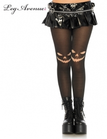 7740 JACK O' LANTERN OPAQUE TIGHTS