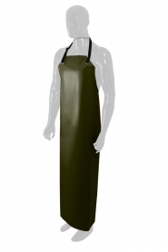 Dairy Apron Green