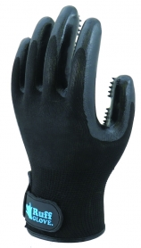 dog grooming and shedding glove