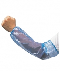 Disposable Sleeve Blue