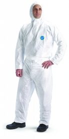 Dupont Tyvek Dual Coverall