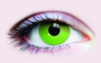 22803 Hulk Contact Lenses