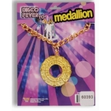60393 Disco Fever Medallion