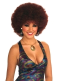 64890 Disco Doll Afro Red