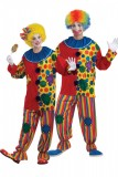 67070 Big Top Clown Circus Costume Adult Std