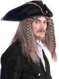 67405 Pirate Captain Wig