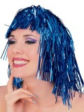 71577 Tinsel Blue Wig