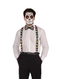 76948 Bow Tie Day Of The Dead