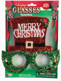81517 Christmas Glasses with Top Hat