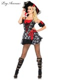 Buccaneer Babe 2PC Costume