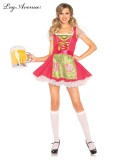 Beer Garden Gretel 2PC Costume