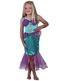 NC1482 Mermaid Dress (3-5 yrs)