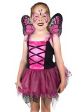 Butterfly Fairy Dress and Wings