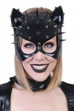 Cat Gloss Eye Mask with Spikes