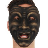 ND4727 Comedy Gold Face Mask