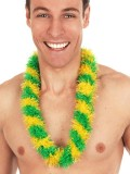 NH3107 Lei Green and Gold 6 Pack