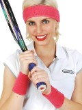 NL1913HP Sweatband Set Hot Pink