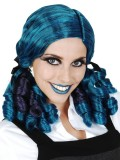 NW6788 Ashley Ringlets Blue & Purple Deluxe