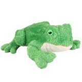 S8813 OB Ribbit Frog Large Green 23cm