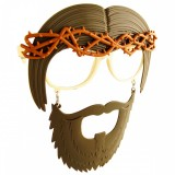 SG1881 Bearded Jesus SunStaches