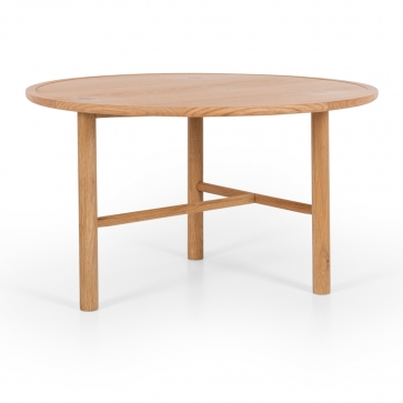 PLCONCOFN Contempo Natural Oak Coffee Table