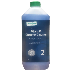 EE0060 Glass & Chrome Cleaner #2 5L (Jaz)