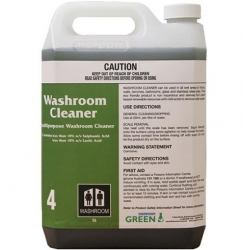 EH0205 Washroom Cleaner #4 5L