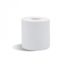 HZ2010 Toilet Roll 2 Ply 400 Sheets Unwrapped