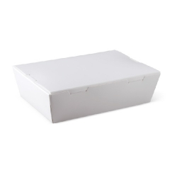 LC1069 Lunch Box Medium White L105S0001