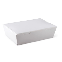 LC1083 Lunch Box Small White L333S0001