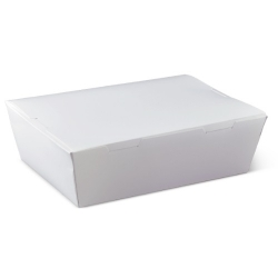 LC1085 Lunch Box Large White L193S0001
