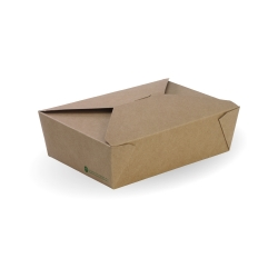 LC4044 Pail Large BioBoard PLA Lined Paper Box BB-LBL-3
