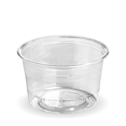LD8114 Portion Control Cups 140ml PLA BioPak R-140
