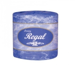 UE0007 Toilet Roll 2 Ply 400 Sheets Luxury Regal