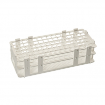 Rack Folding Test Tube Plastic, 30mm x 21 Hole