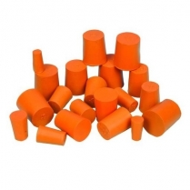 Rubber Stopper - Solid - 10PK