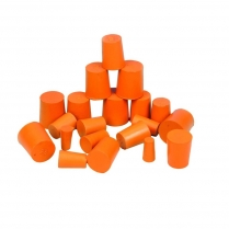 Stopper Rubber Solid #18, 48mm B x 54mm T x 33mm L CLEARANCE