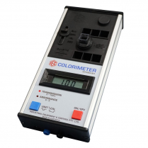Colorimeter, Digital 9V, Kit & 6 Cuvettes