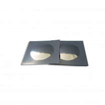 Mirror, Concave/Convex 100mmD Unbreakable