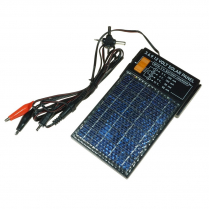 Solar Panel, Large 50-100mA at 3/6/9V