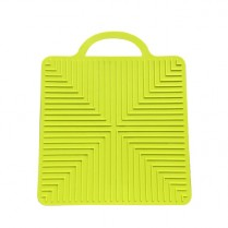 Silicone Bench Mat with Handle - 300 x 300mm