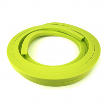 Square Silicone Vacuum Tubing 8mm ID - 5M Roll