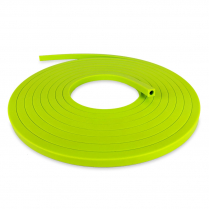 Silicone Gas Tubing, Square, 8mm ID - 10m Roll