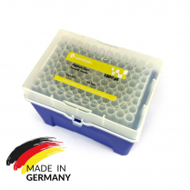 Pipette Tips, Racked, Filter, Low Retention