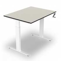 Height Adjustable Frame & Top