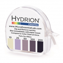 Test Strips Micro Chlorine Dispenser