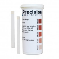 Sulfite Test Strips (10-50-100-250-500ppm)